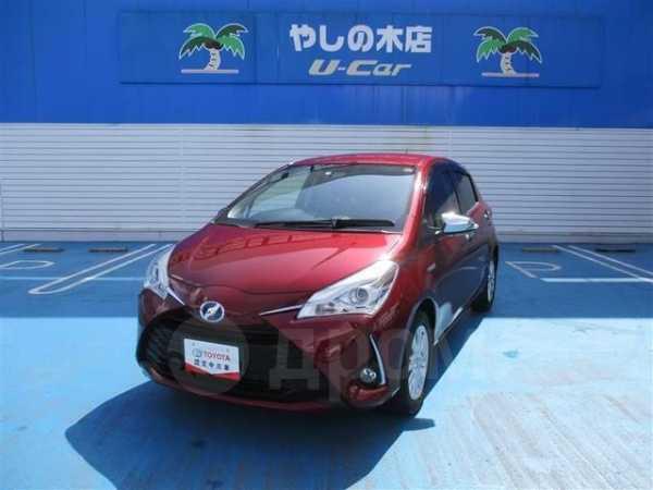 Toyota Vitz, 2017 год, 500 000 руб.