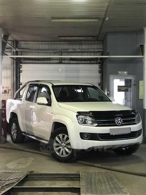 Volkswagen Amarok, 2012 год, 1 100 000 руб.