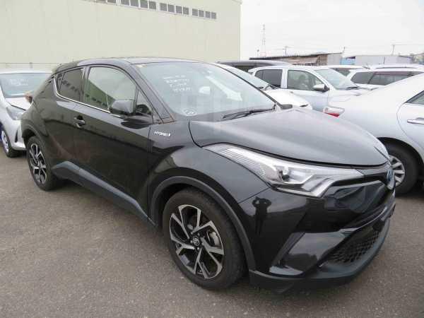 Toyota C-HR, 2016 год, 1 090 000 руб.