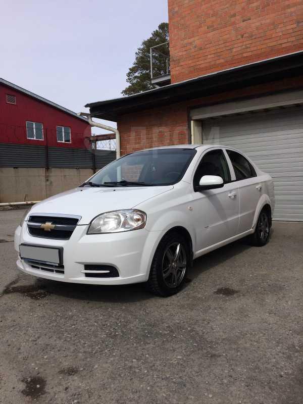 Chevrolet Aveo, 2010 год, 269 000 руб.