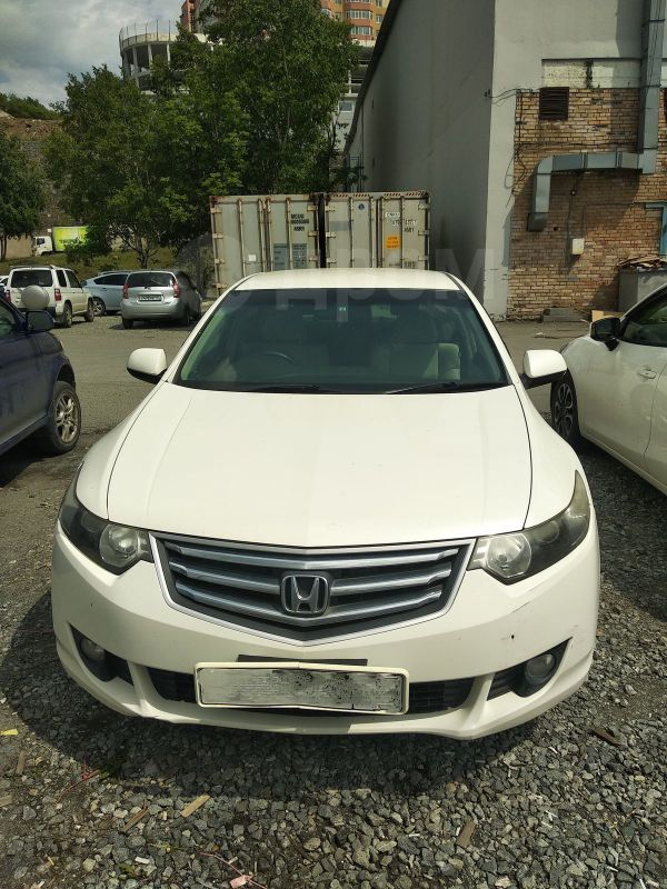 Honda Accord, 2010 год, 800 000 руб.