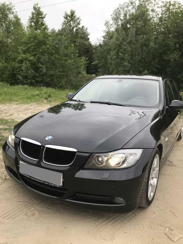 BMW 3-Series, 2007 год, 600 000 руб.