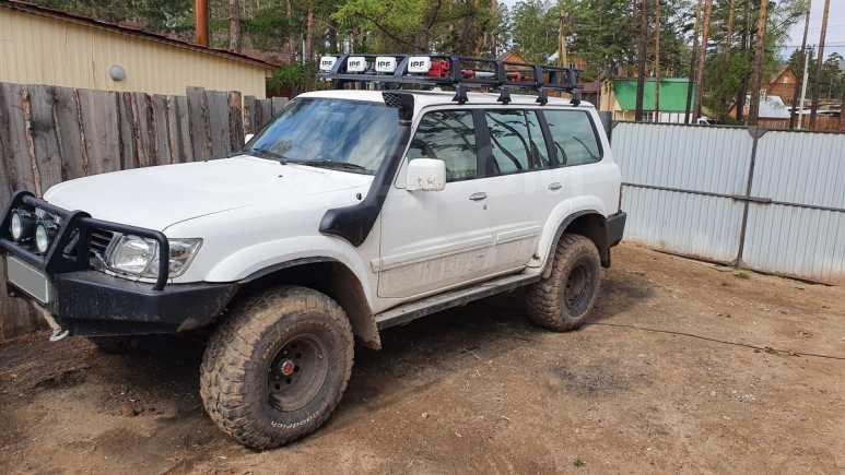 Nissan Safari, 2000 год, 1 520 000 руб.
