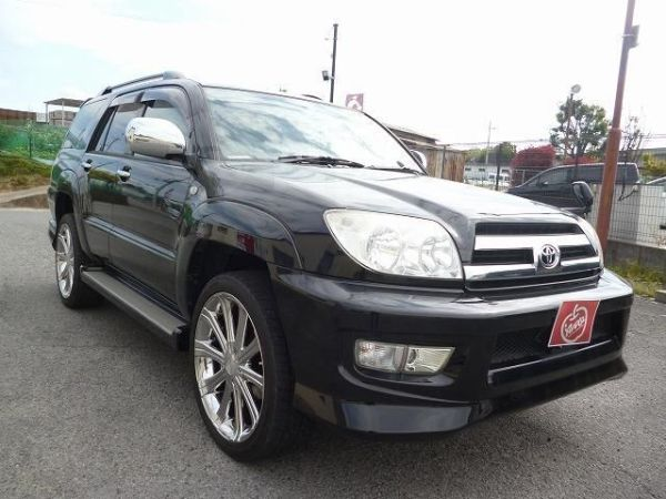 Toyota Hilux Surf, 2003 год, 549 000 руб.