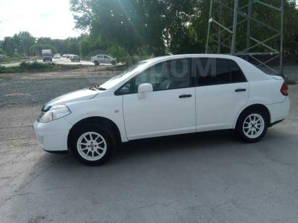 Nissan Tiida Latio, 2008 год, 280 000 руб.