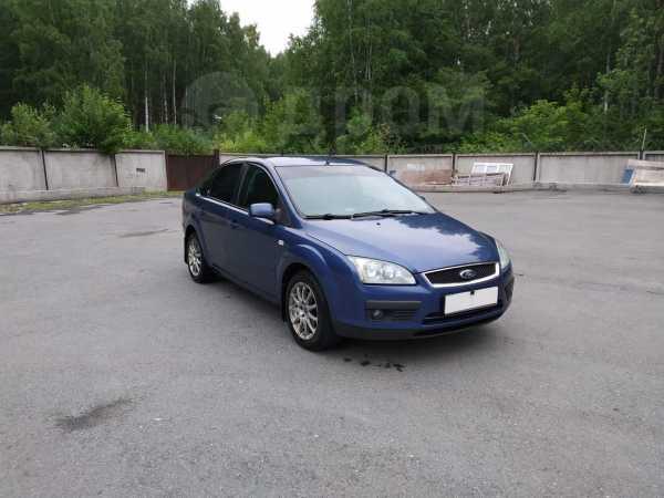 Ford Focus, 2006 год, 289 000 руб.