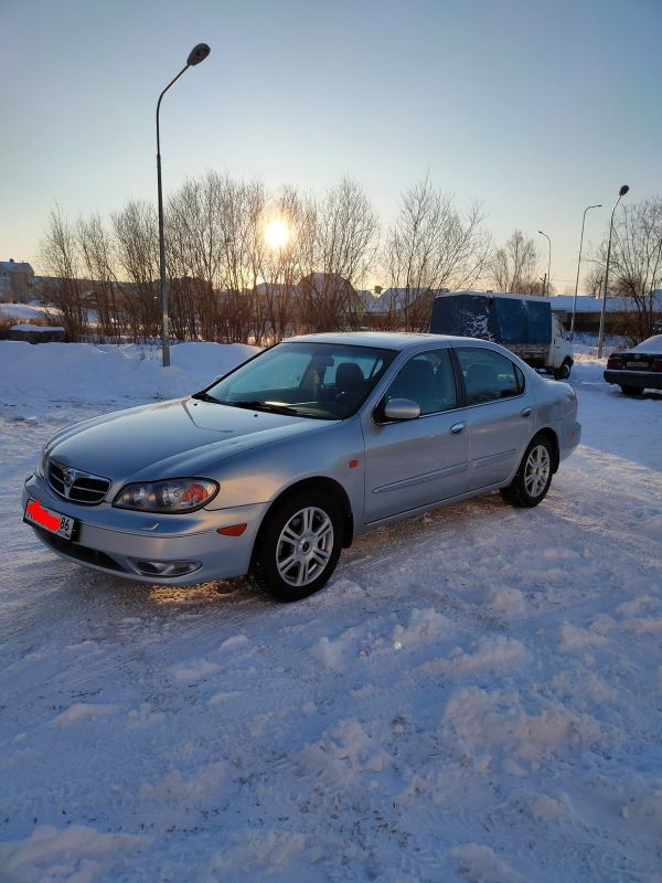 Nissan Maxima, 2002 год, 360 000 руб.