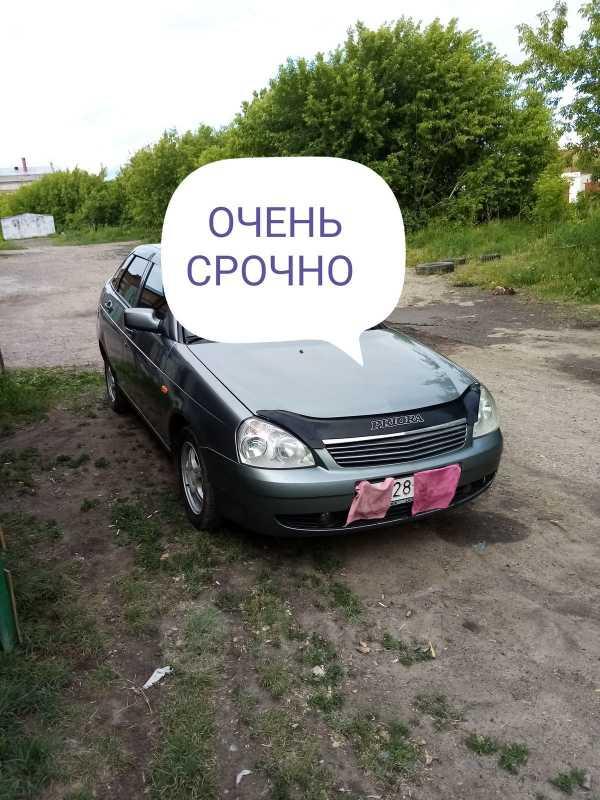 Лада Приора, 2008 год, 155 000 руб.