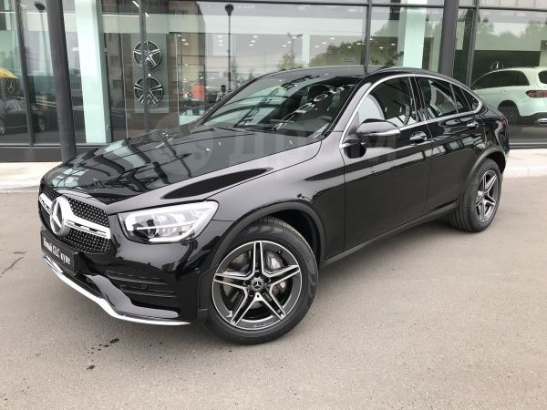 Mercedes-Benz GLC Coupe, 2020 год, 4 663 000 руб.