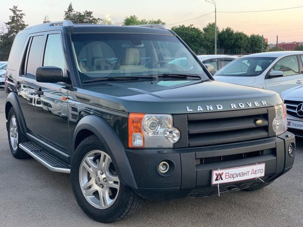 Land Rover Discovery, 2007 год, 647 000 руб.