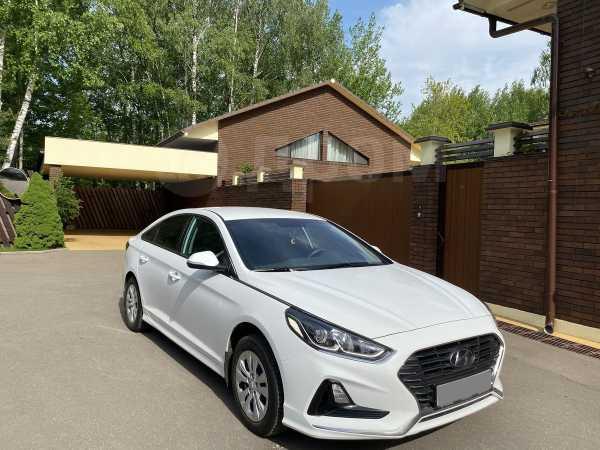 Hyundai Sonata, 2019 год, 1 220 000 руб.