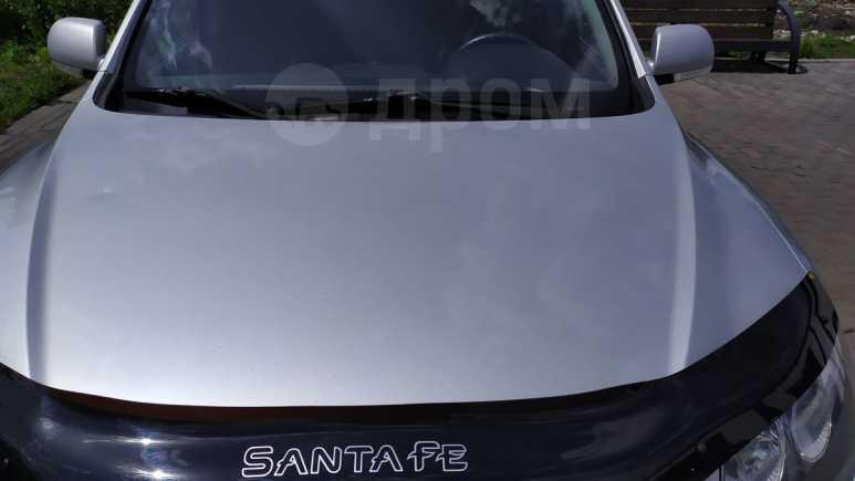 Hyundai Santa Fe, 2008 год, 640 000 руб.