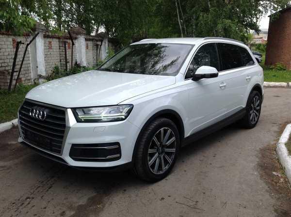 Audi Q7, 2016 год, 2 299 999 руб.