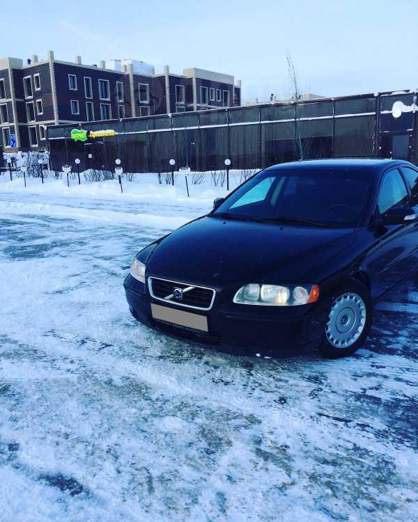 Volvo S60, 2007 год, 410 000 руб.
