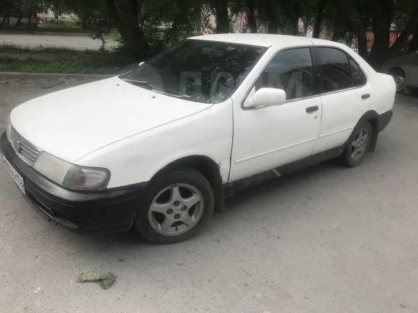 Nissan Sunny, 1996 год, 57 000 руб.