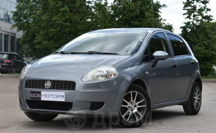 Fiat Punto, 2007 год, 227 000 руб.