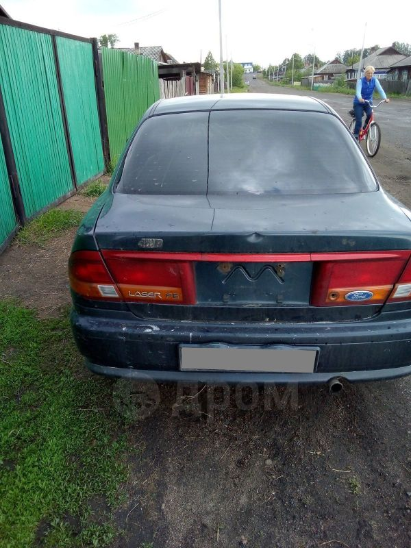 Ford Laser, 1994 год, 50 000 руб.