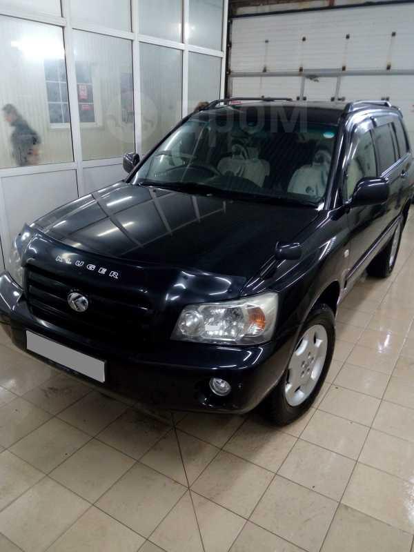 Toyota Kluger V, 2004 год, 640 000 руб.