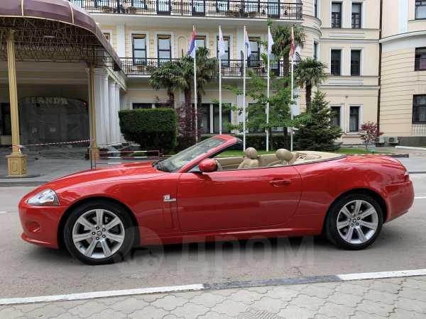Jaguar XK, 2007 год, 2 300 000 руб.