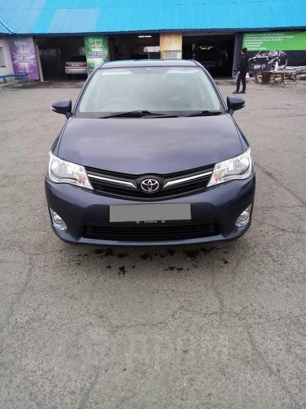 Toyota Corolla Fielder, 2012 год, 750 000 руб.