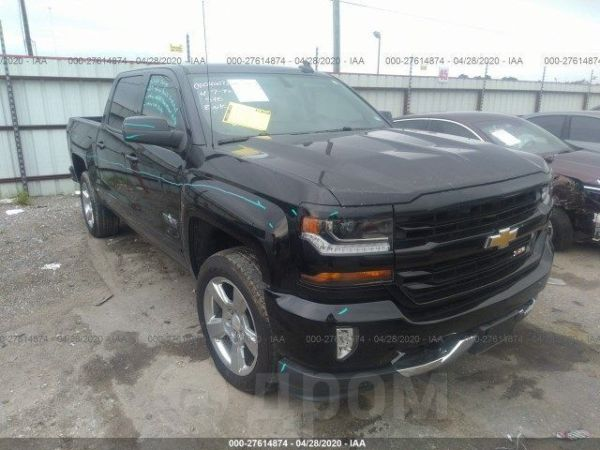Chevrolet Silverado, 2018 год, 2 462 000 руб.