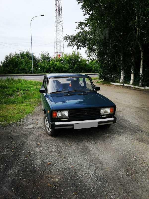 Лада 2105, 1995 год, 45 000 руб.