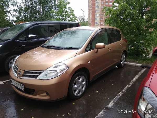 Nissan Tiida, 2008 год, 379 000 руб.
