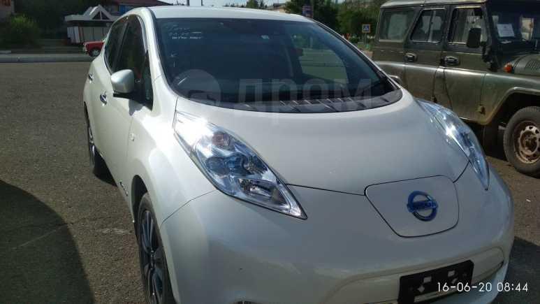 Nissan Leaf, 2016 год, 860 000 руб.