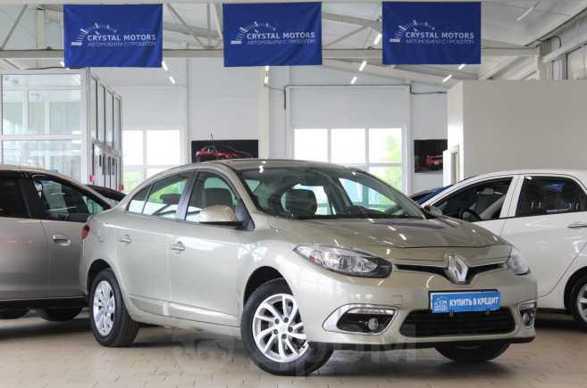 Renault Fluence, 2015 год, 479 000 руб.