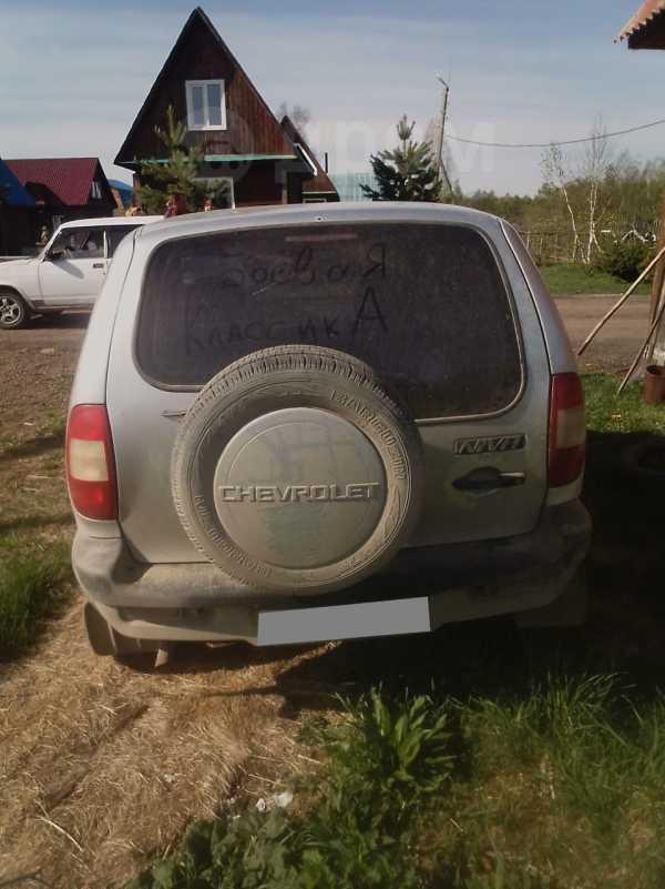 Chevrolet Niva, 2004 год, 180 000 руб.