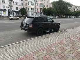 Комсомольск-на-Амуре Range Rover Sport