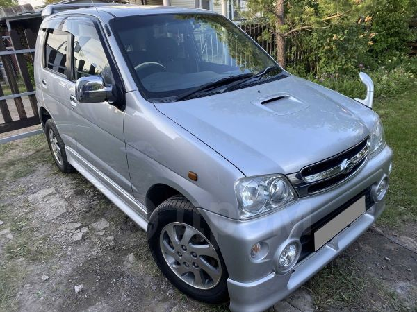 Daihatsu Terios Kid, 2003 год, 265 000 руб.