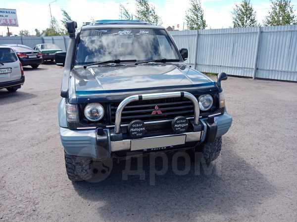Mitsubishi Pajero, 1993 год, 270 000 руб.