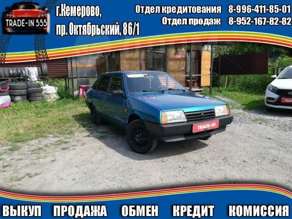 Лада 21099, 2001 год, 109 000 руб.