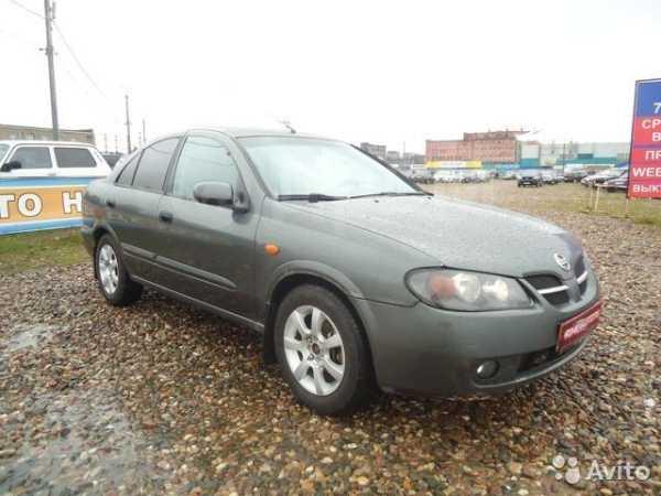 Nissan Almera, 2004 год, 199 000 руб.