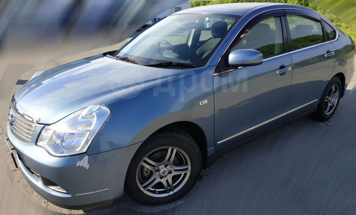 Nissan Bluebird Sylphy, 2010 год, 500 000 руб.