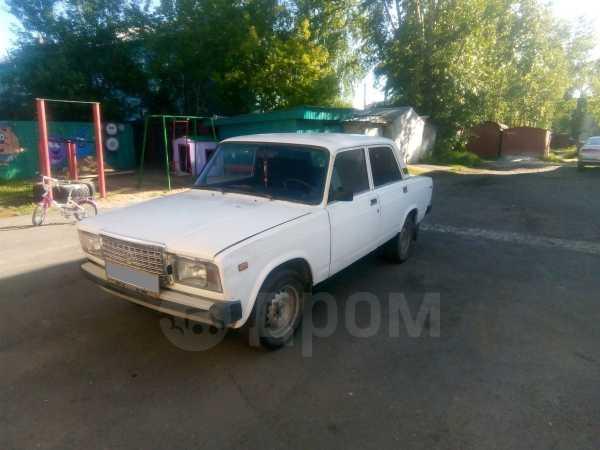Лада 2107, 1993 год, 43 000 руб.