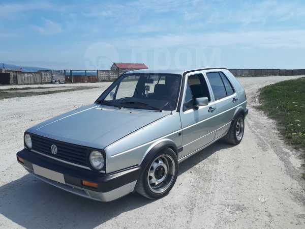 Volkswagen Golf, 1986 год, 95 000 руб.