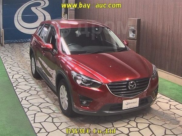 Mazda CX-5, 2016 год, 1 040 000 руб.