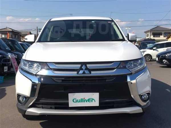 Mitsubishi Outlander, 2016 год, 1 684 540 руб.