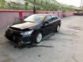 Черкесск Toyota Camry 2015