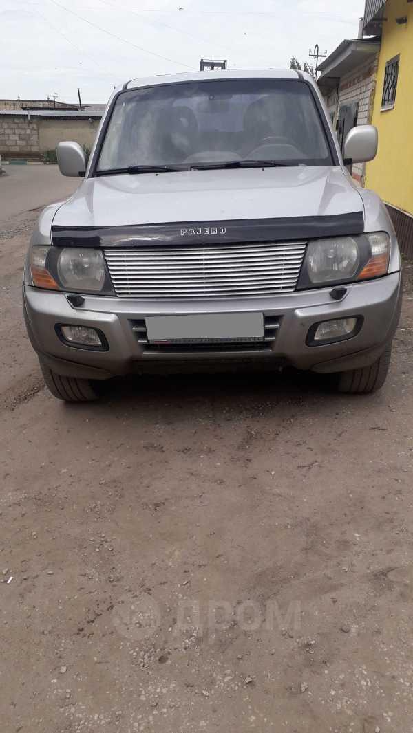 Mitsubishi Pajero, 2001 год, 470 000 руб.