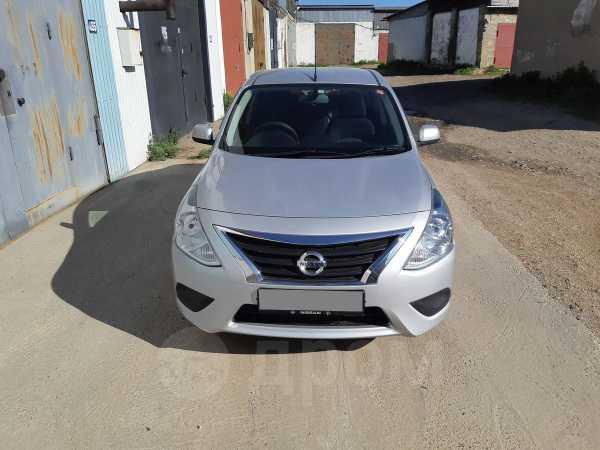 Nissan Latio, 2015 год, 535 000 руб.
