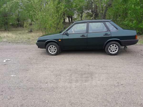Лада 21099, 2003 год, 175 000 руб.