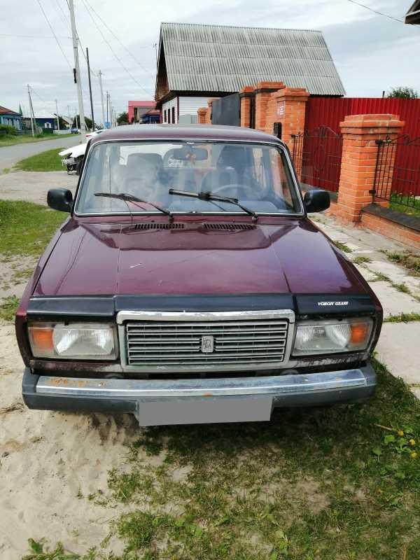 Лада 2107, 2012 год, 97 500 руб.