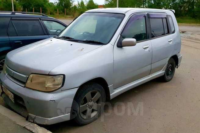 Nissan Cube, 2001 год, 77 000 руб.