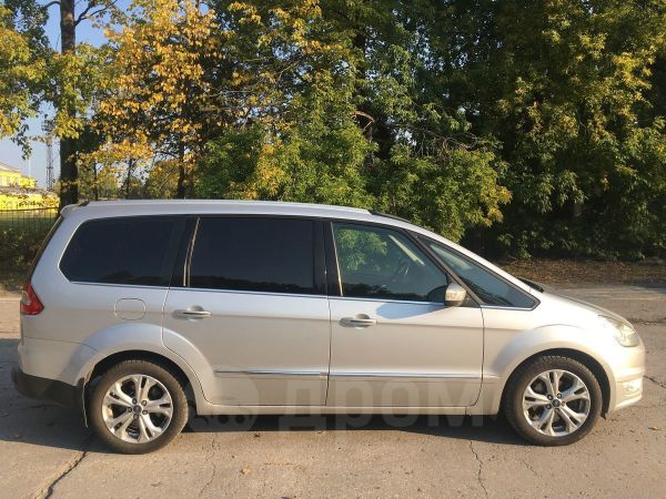 Ford Galaxy, 2012 год, 630 000 руб.