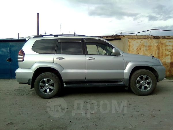 Toyota Land Cruiser Prado, 2008 год, 1 370 000 руб.