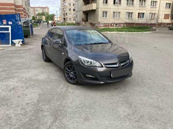 Opel Astra, 2014 год, 512 000 руб.