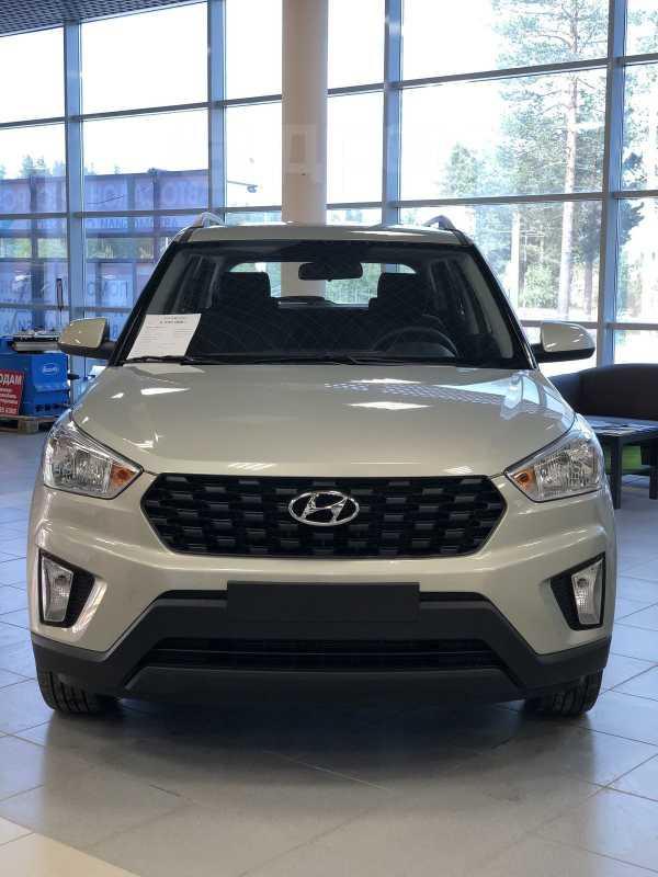 Hyundai Creta, 2020 год, 1 190 000 руб.